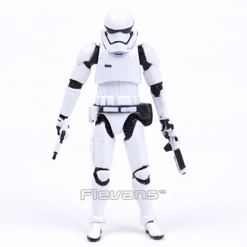 "Star Wars Stormtrooper Silahlar ile Mini PVC Action Figure Koleksiyon Model Oyuncak 4 ""10 cm 35878"